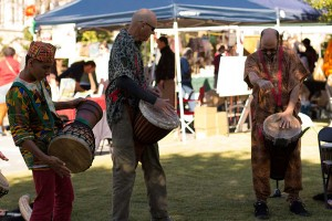 CHAF_Musicians_Emerson_Drummers