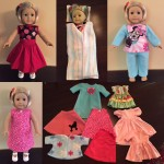 Marilyn Wahl, American Girl doll clothes
